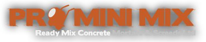 Pro Mini Mix Concrete, Mortars and Screeds Limited cover