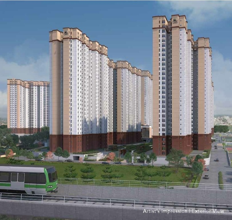 Apartments at Anchepalya cover