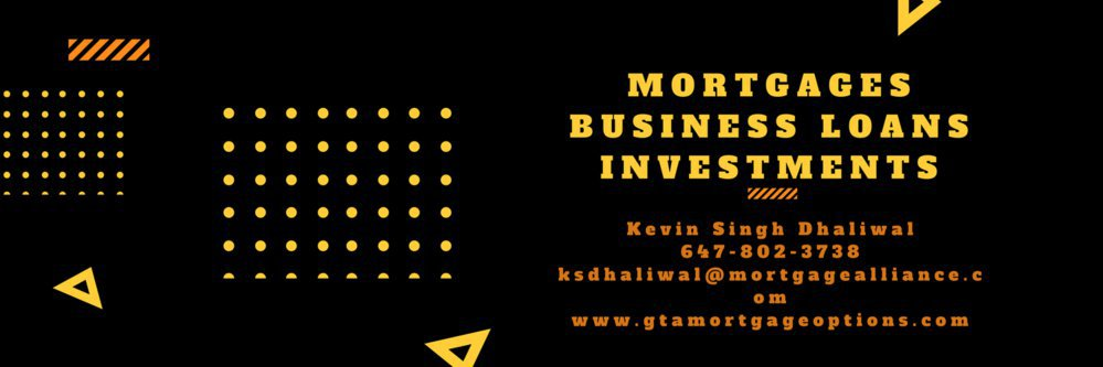 Kevin Singh Dhaliwal- GTA Mortgage Options cover