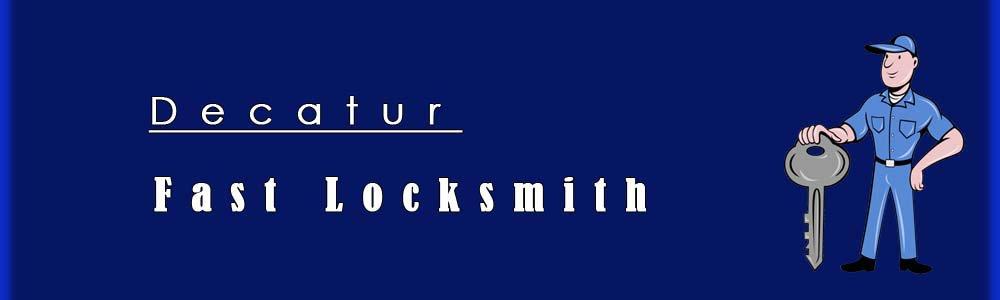 Decatur Fast Locksmith cover