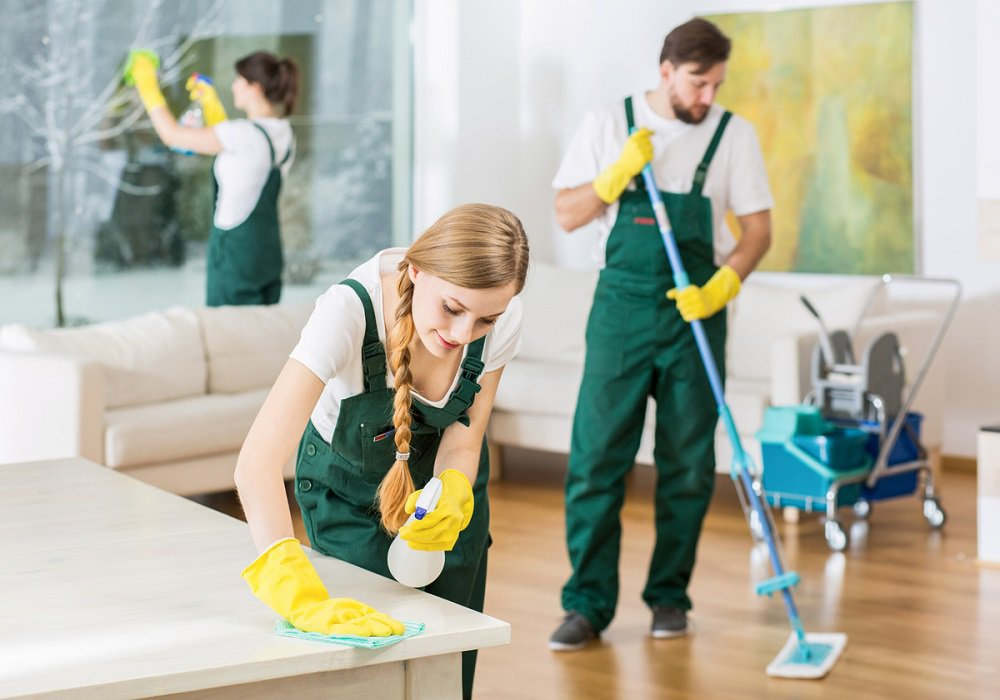 Spotless Cleaning Dubai LLC cover