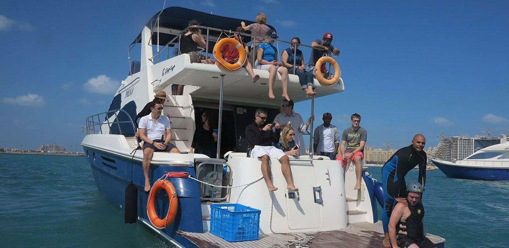 Yacht Rental Dubai cover