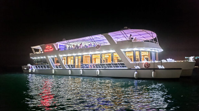Dhow Cruise Marina - Xclusive Palm Cruise cover