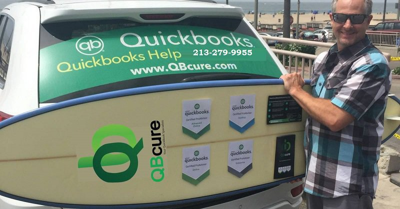 QB Cure Accounting, Bookkeeping & QuickBooks Services cover