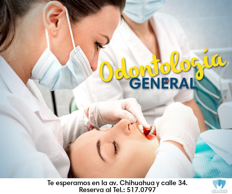 Dental Las lomas cover