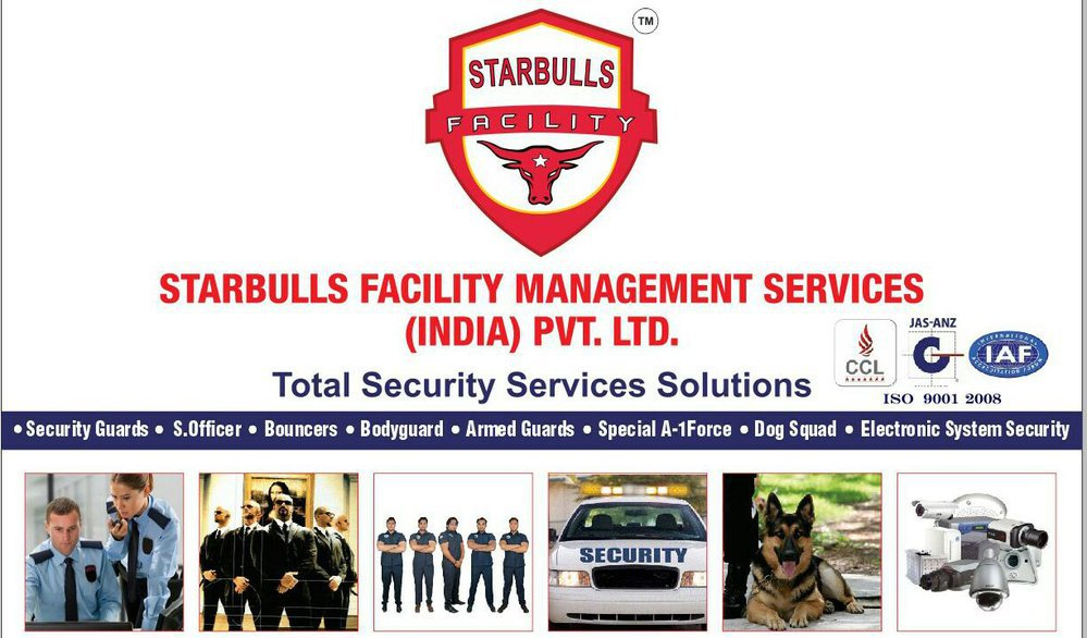 Starbulls Facility Management Services Pvt Ltd cover