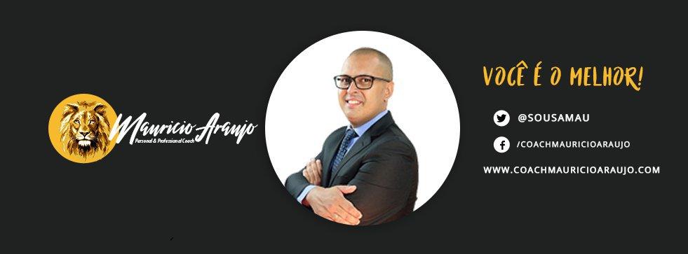 Coach Mauricio Araujo - Personal e Professional Coach cover