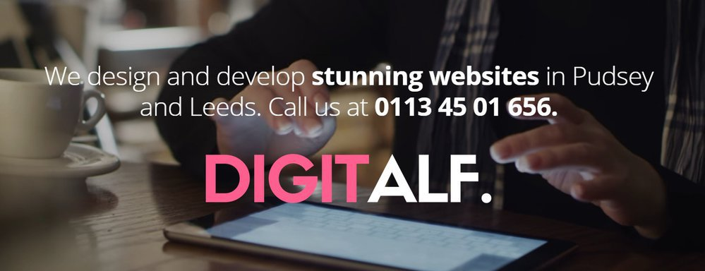 Digitalf Digital Agency and Website Design cover