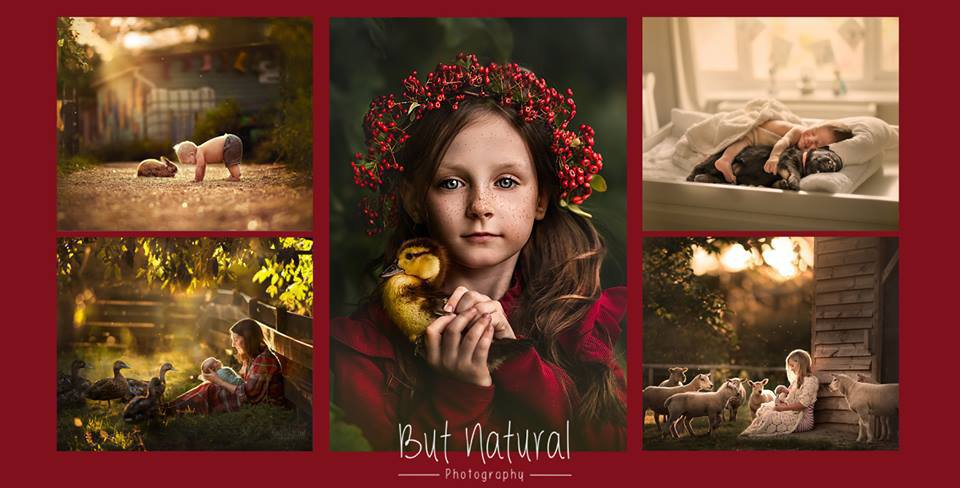 But Natural Photography cover
