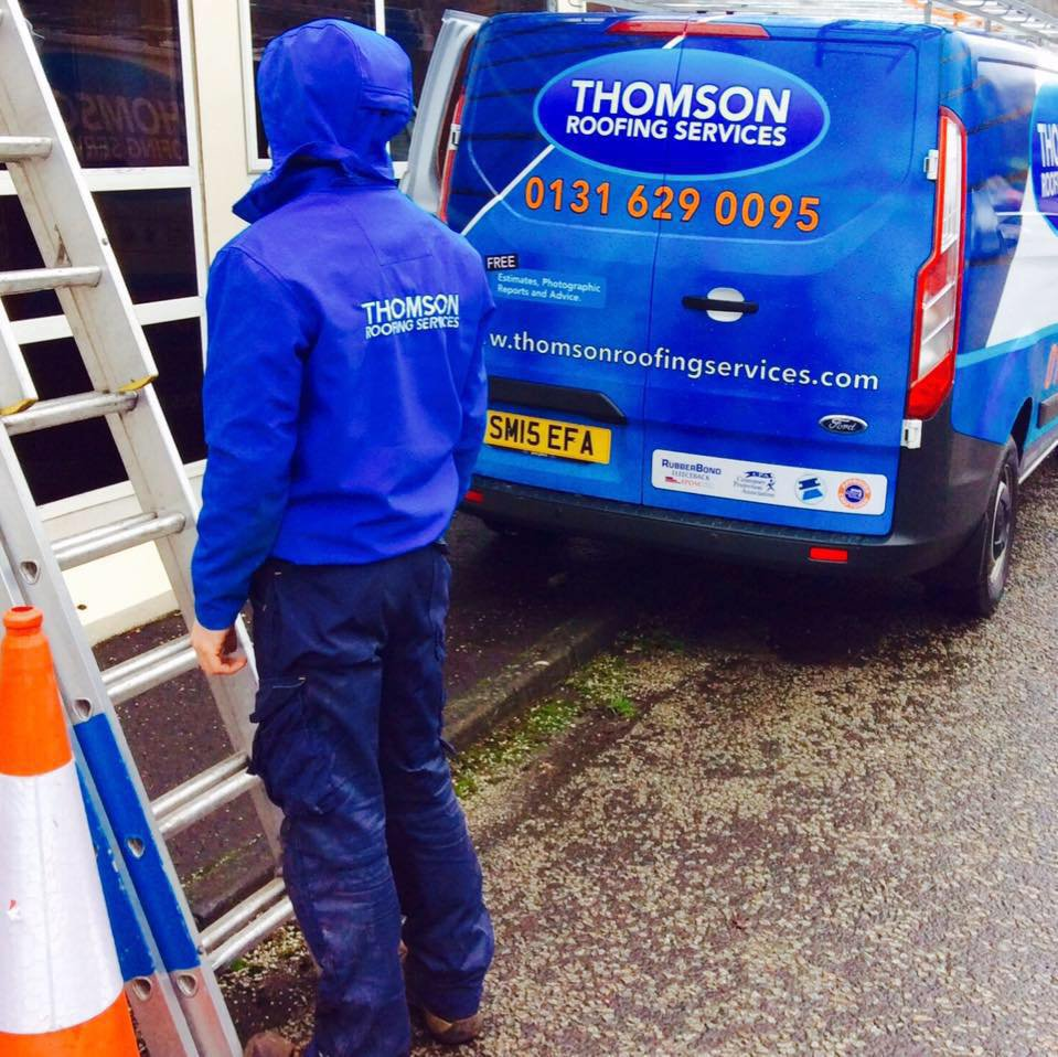 Thomson Roofing Services cover