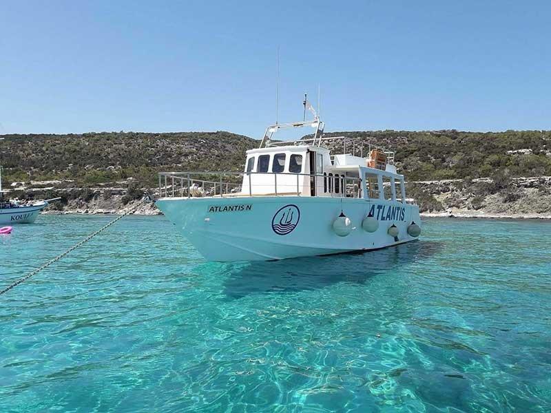 Atlantis N Paphos Cruises cover