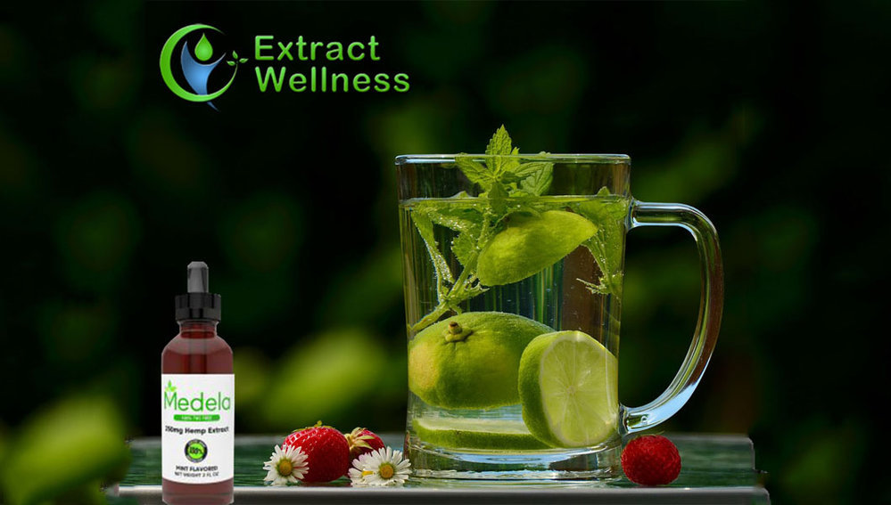 Extract Wellness cover