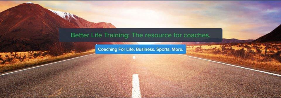 Better Life Training cover