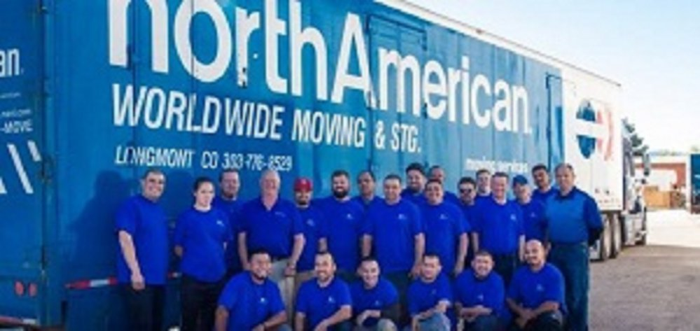Worldwide North American Moving Company cover