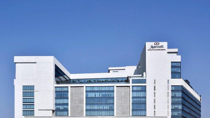Marriott Executive Apartments Hyderabad cover