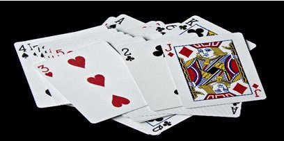 Personalised Playing Cards cover