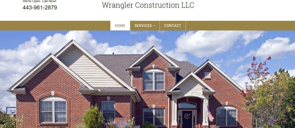 Wrangler Construction LLC    cover