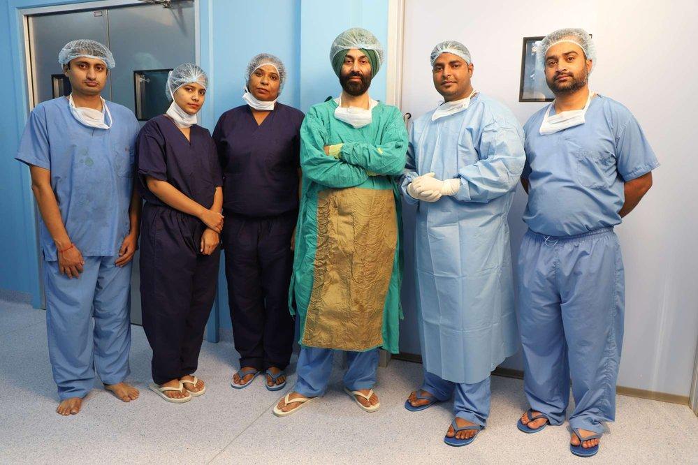 DR MANPREET GLOBAL EYE HOSPITAL cover