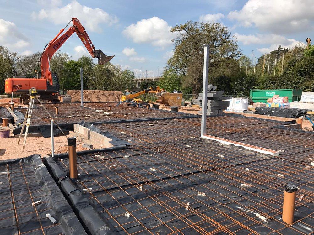 BSB Concrete Formation Services Ltd cover