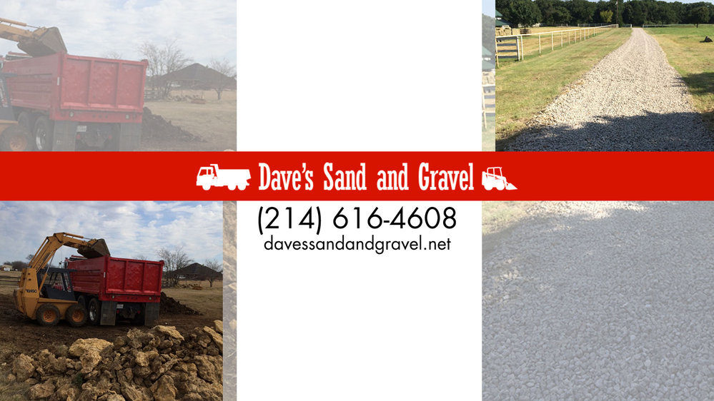 Dave's Sand And Gravel cover
