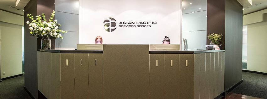 Asian Pacific Serviced Offices cover
