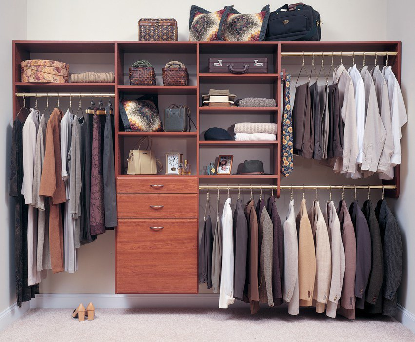 Closets & Cabinetry by Closet City Ltd cover