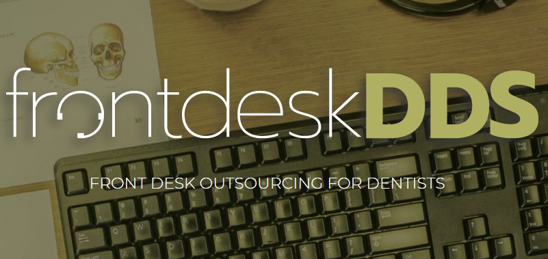 Front Desk DDS cover