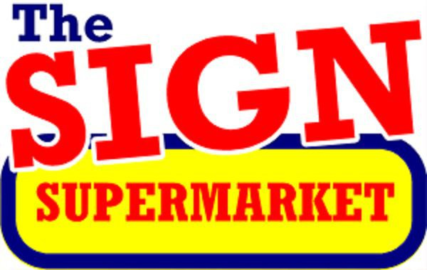 The Sign Supermarket cover