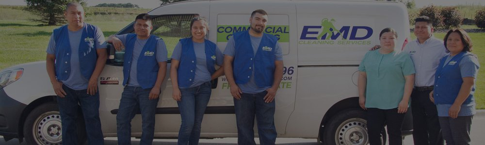 EMD Cleaning Services cover