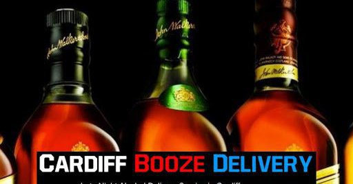 Cardiff Booze Delivery cover