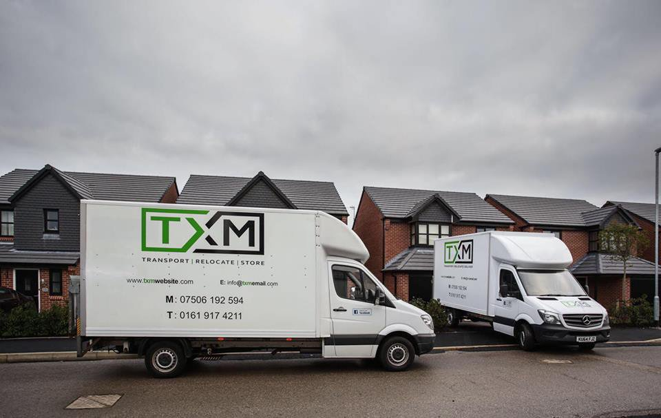 Manchester Removal Company TXM Movers cover