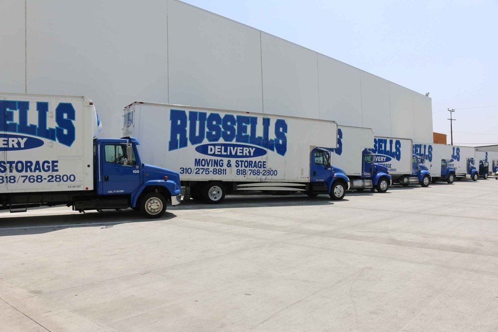Russells Moving and Storage cover