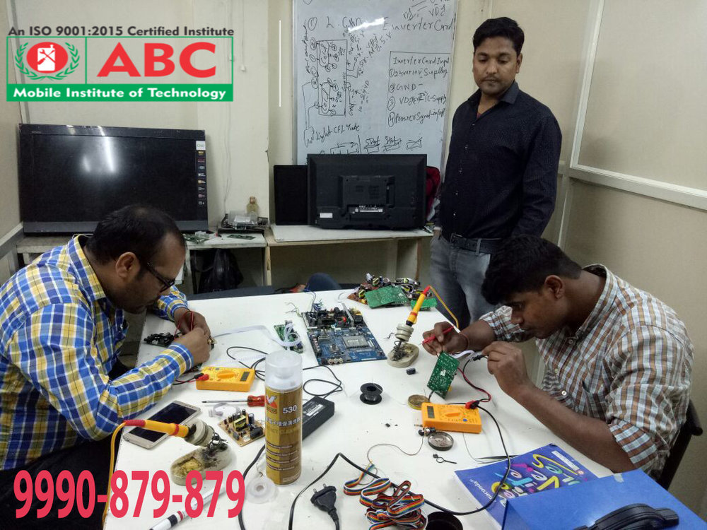 Led Lcd Tv Repairing Course in Delhi cover