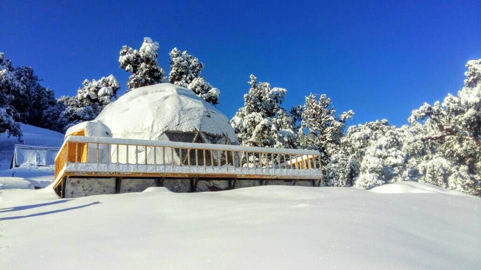 SnowPOD cover