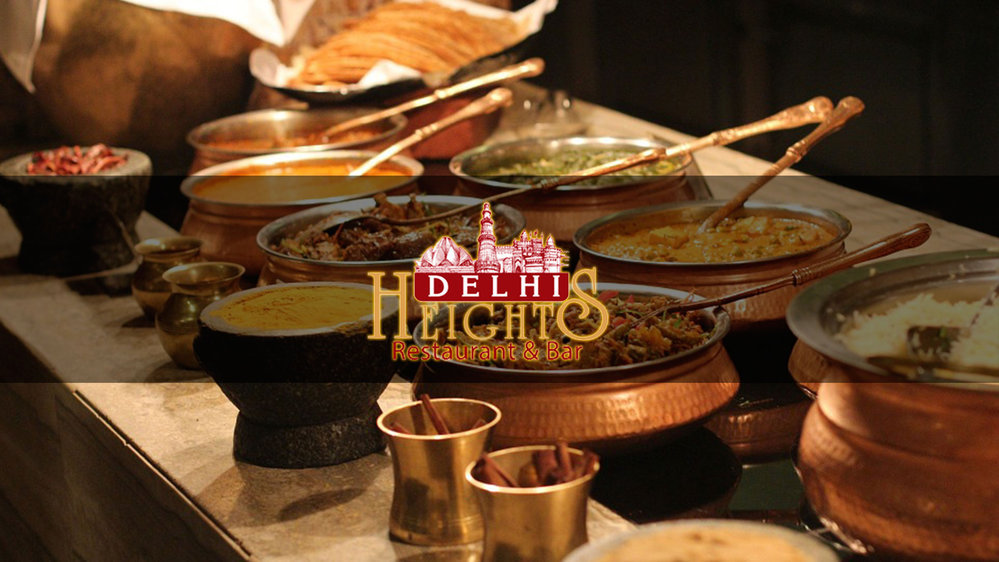 Delhi Heights Restaurant and Bar cover