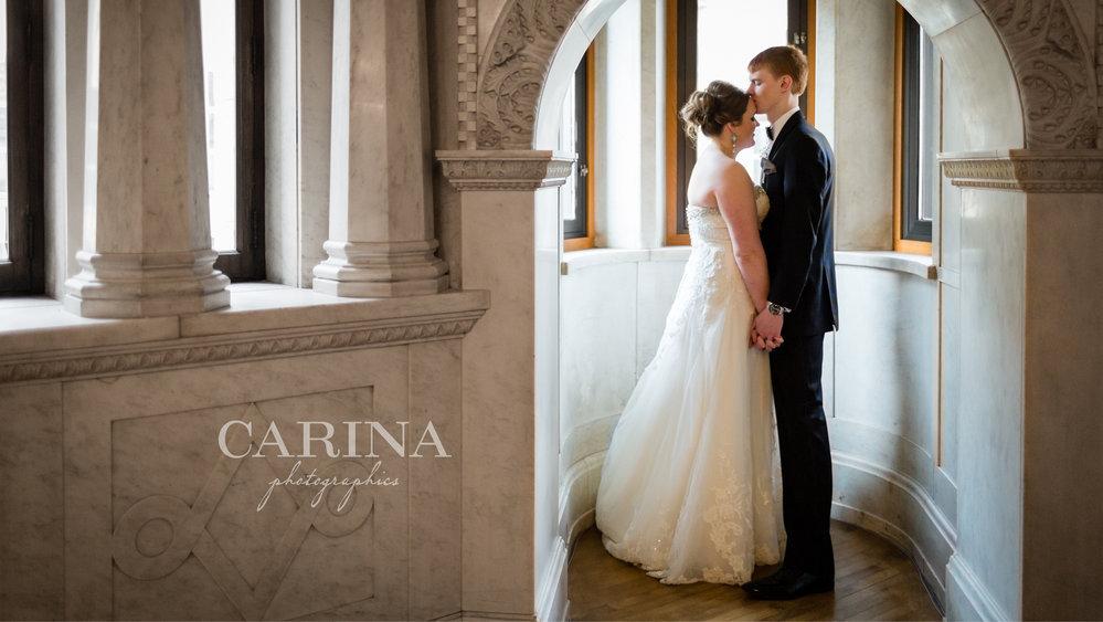 Carina Photographics cover