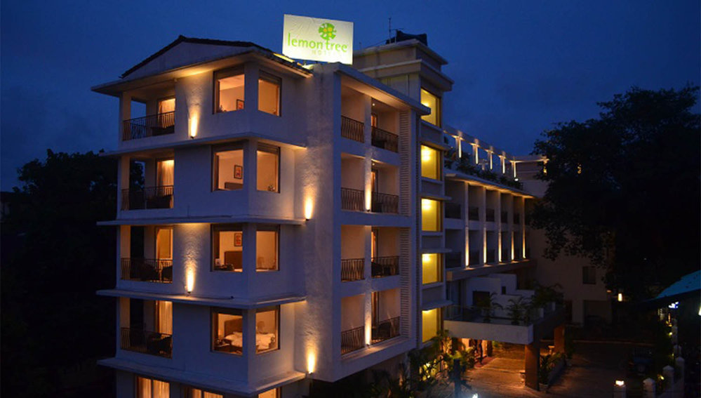 Lemon Tree Hotel Candolim Goa cover