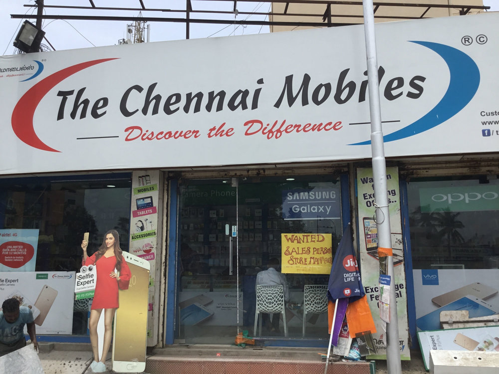 The Chennai Mobiles cover