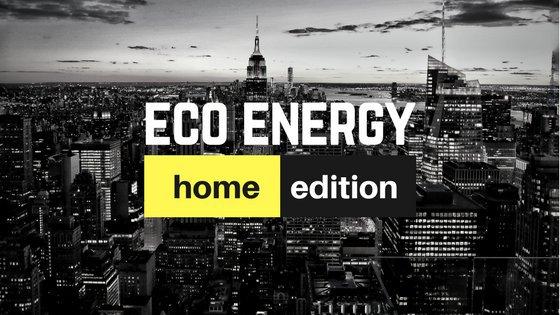 EcoEnergy cover