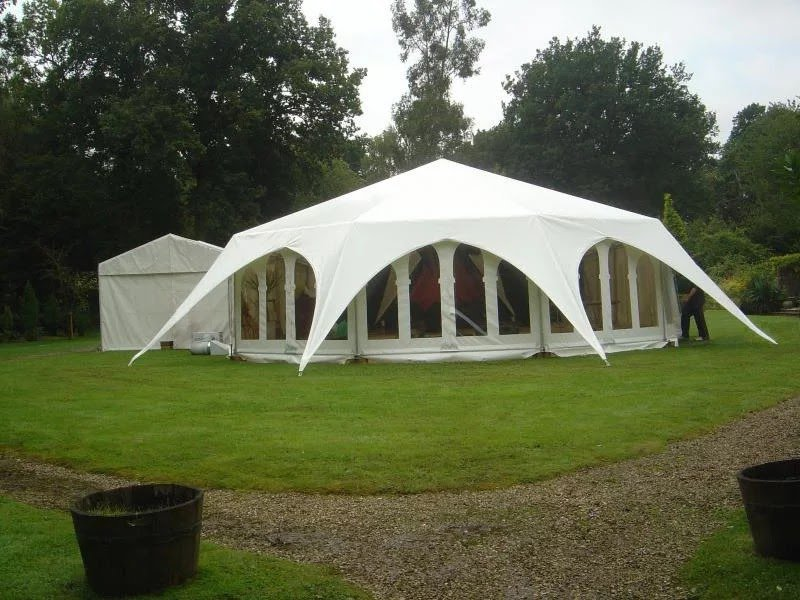 A & A Bell Marquee Hire Ltd cover