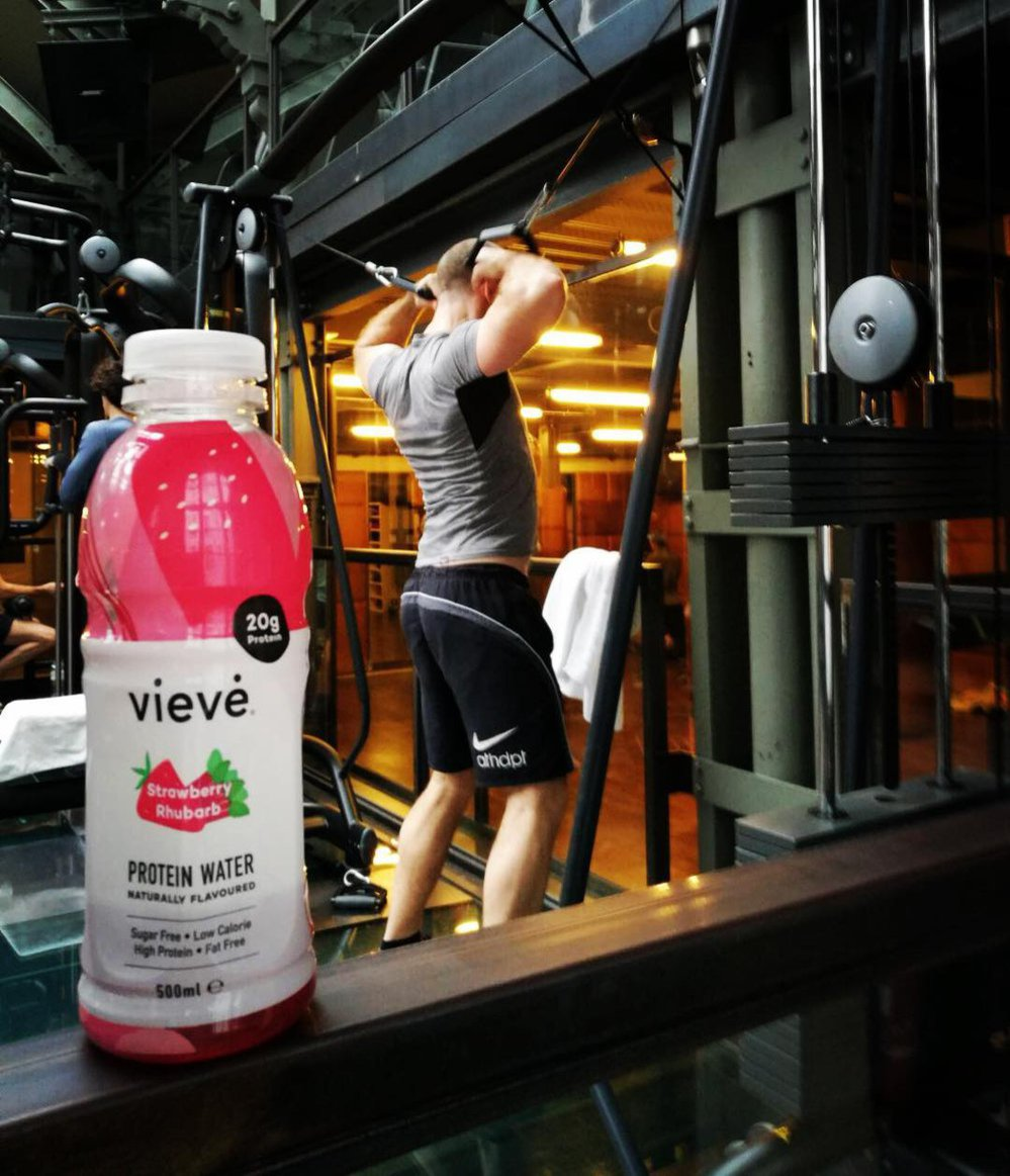 Vieve Protein Water cover