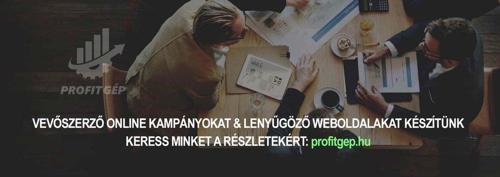 ProfitGép Digitális Marketing cover