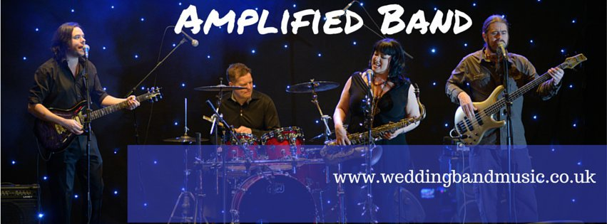 AMPLIFIED WEDDING BAND cover