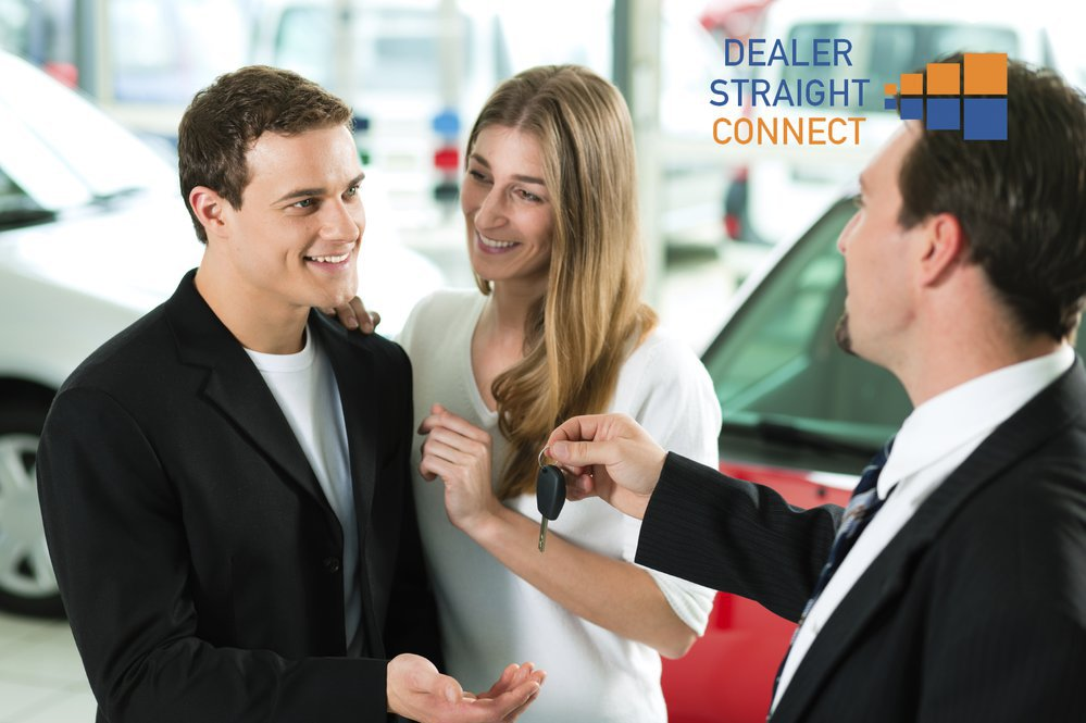 Dealer Straight Connect cover