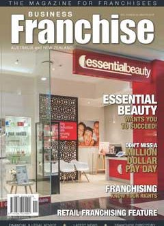 Business Franchise Australia cover