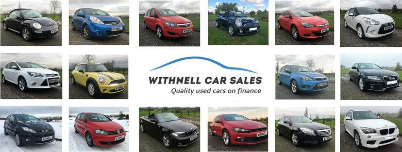 WITHNELL CAR SALES cover