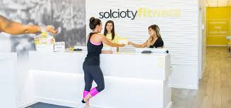 Solcioty Fitness cover