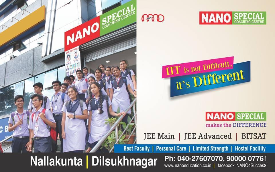 NanoEducation Hyderabad cover