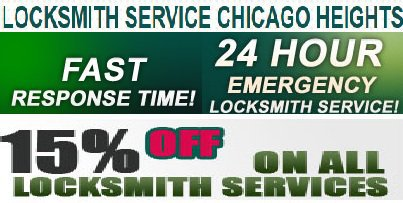 Locksmith Service Chicago Heights cover