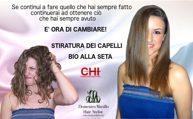 Domenico Musillo Hair Stylist cover